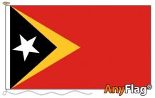 - EAST TIMOR ANYFLAG RANGE - VARIOUS SIZES
